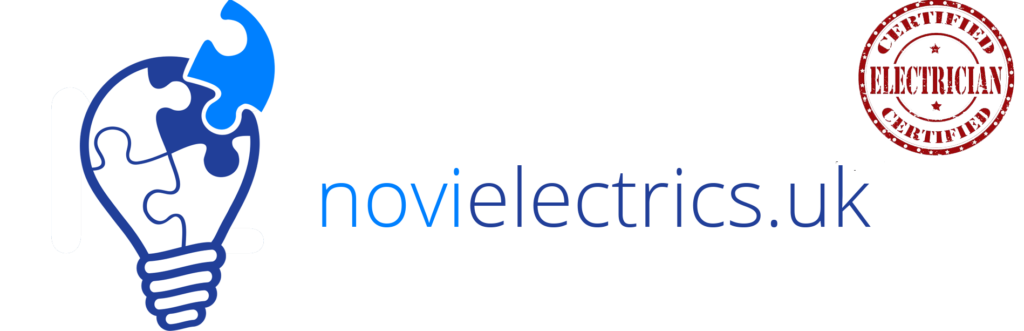 Novi Electrics certified electrician - electricians north london